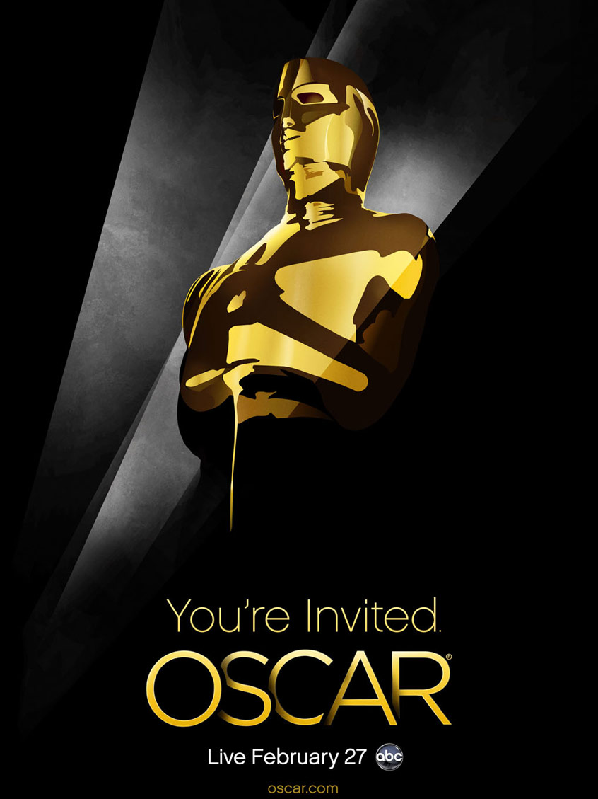 83rd Annual Academy Awards Poster