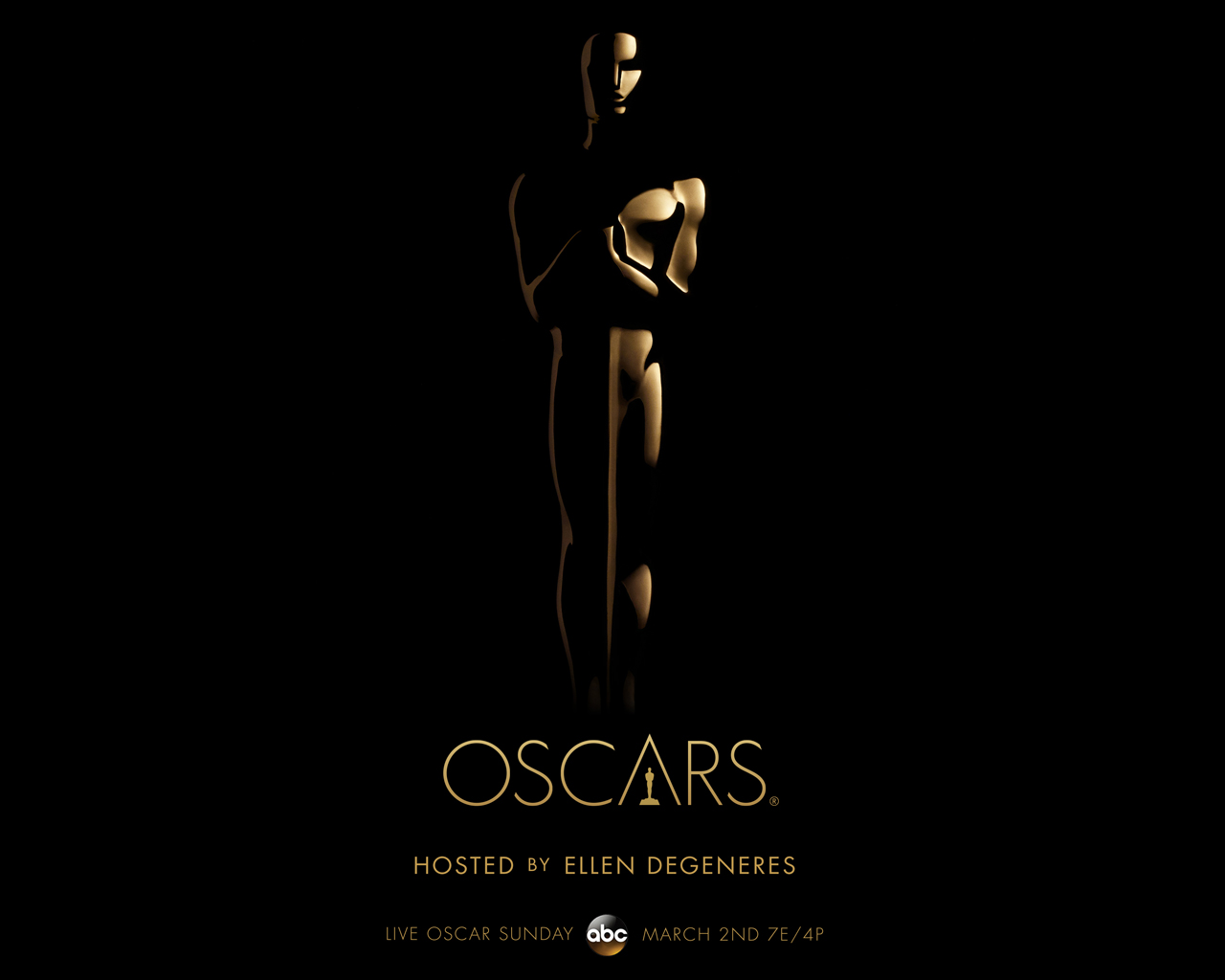 85th Annual Academy Awards Poster