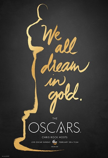 88th Annual Academy Awards Poster