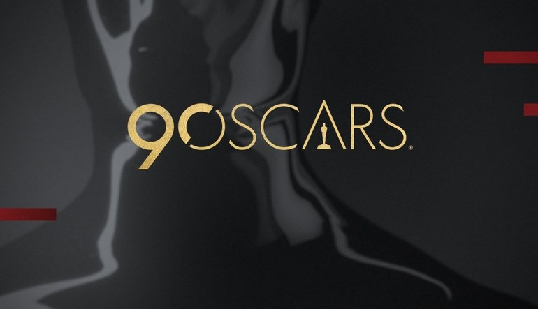 90th Annual Academy Awards Poster