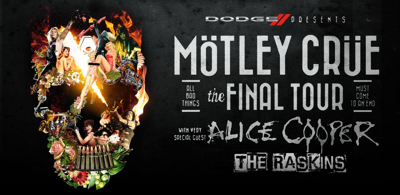 Mötley Crüe 2014