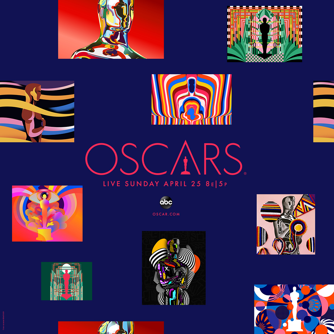 93rd Annual Academy Awards Poster